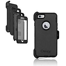 Mans Style Dual Layer Heavy Duty Tough Armor Case Stand Holder Hybrid Design Cover For Iphone Iphine 5 5s Se 6 6s Phone Pouch 6 6s Plus