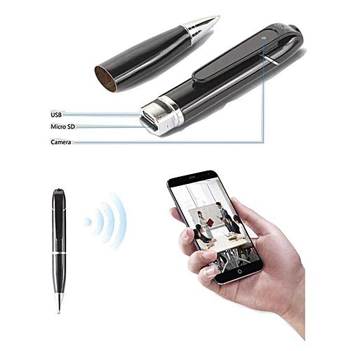 HD CCTV Wireless WiFi Hidden Camera Pen