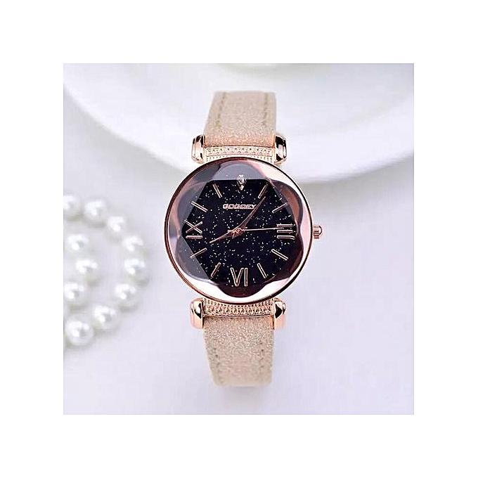 Go Goey Elegant Quartz Wristwatch
