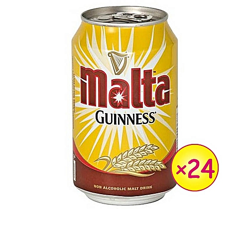 Buy Guinness Malta -24 In A Pack @ Best Price Online   Jumia Nigeria