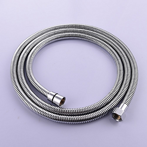 1.5m Stainless Steel Metal Shower Hose Flexible Hose For Handheld Shower Bathroom FHA018