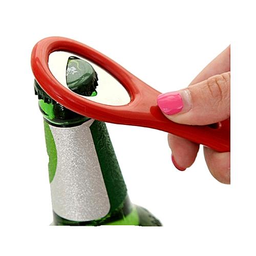 Handle Handheld Soda Glass Cap Bottle Opener Tools