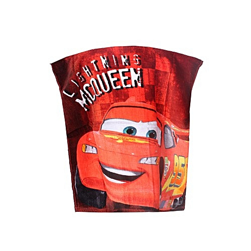 Wearable Cars Character Towel - Red
