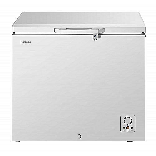 Chest Freezer - H260CF - Silver