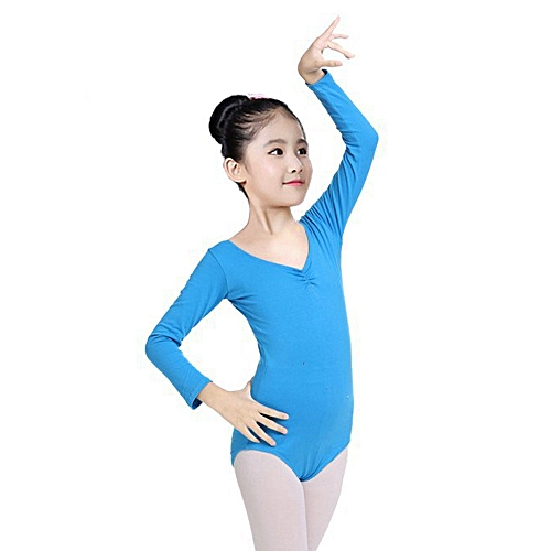 7fb56042f430 Eissely Toddler Children Dance Leotards Tops Bodysuit Dancewear ...