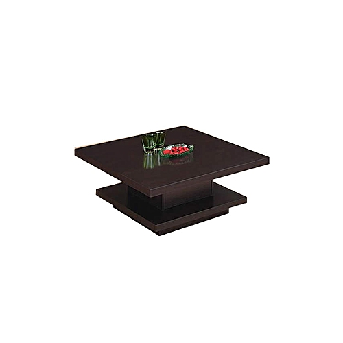 Classic Brown Coffee Table ( Delivery Within Lagos Only)