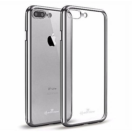 outlet store dd9ba 4c858 Iphone 8 Plus Transparent Back Case For IPhone 8 +plus - Silver