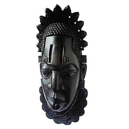 Benin Ivory Mask Iyoba Idia, Festac 77