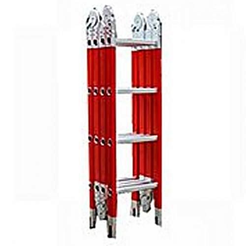 4x4 Fiberglass Multi Purpose Ladder - Non-Conductive Ladder