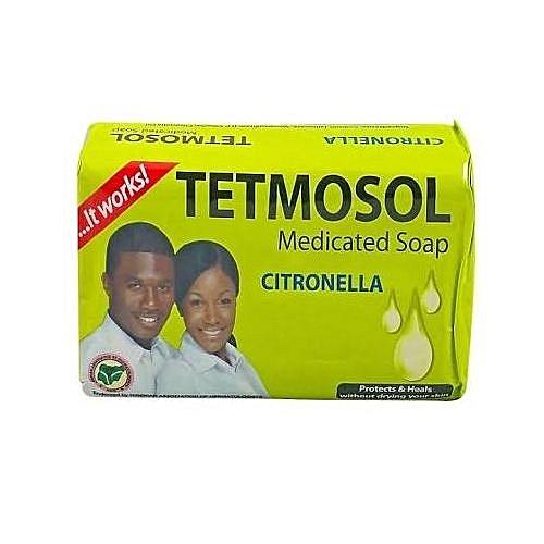 Citronella Medicated Soap - 75g (x6)