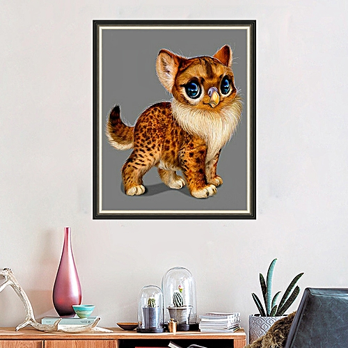 5D Full Square Dirll Embroidery DIY Diamond Painting