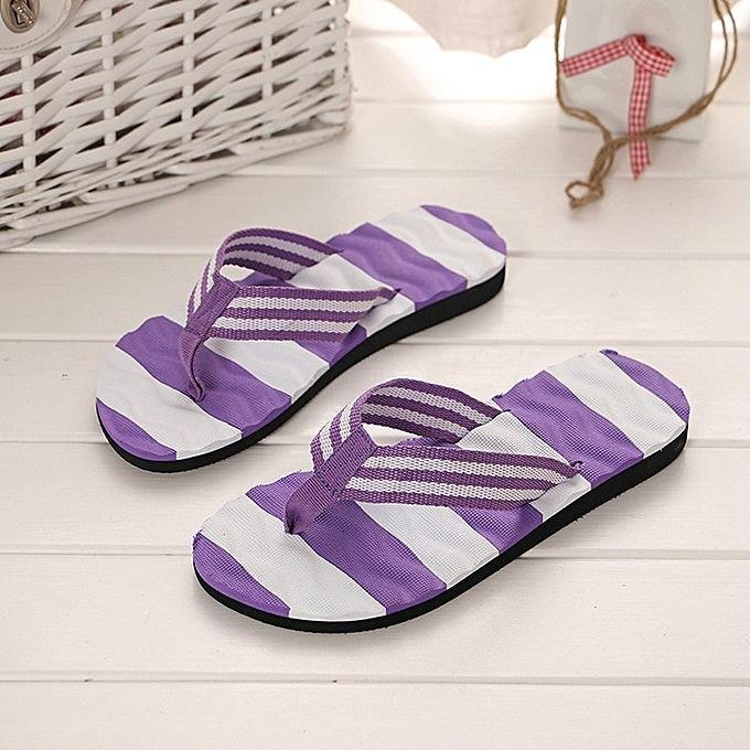 be3cb36d91a Fashion Women Summer Sandals Slipper Indoor Outdoor Flip-flops Beach Shoes  Gift