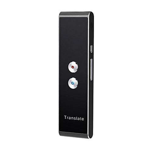 Portable Smart Voice Speech Translator Two-Way Real Time 30 Multi-Language Translation For Learning Travelling Business Meeting QLANG