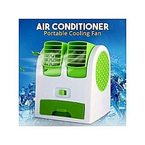 Portable Cooling Fan Air Conditioner