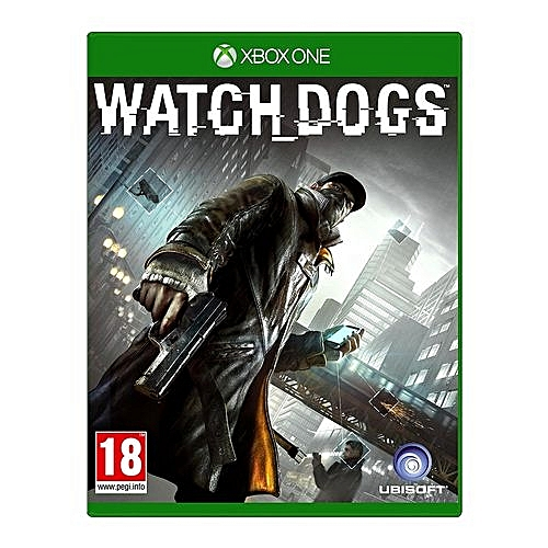 Watch Dogs Xbox One