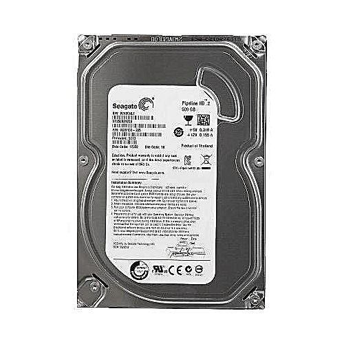 500gb Desktop Harddrive