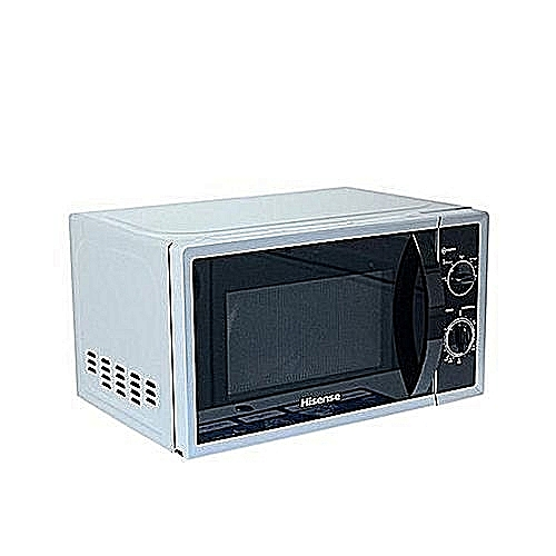 20LIT Microwave Oven Stainless Face 20momme -SILVER