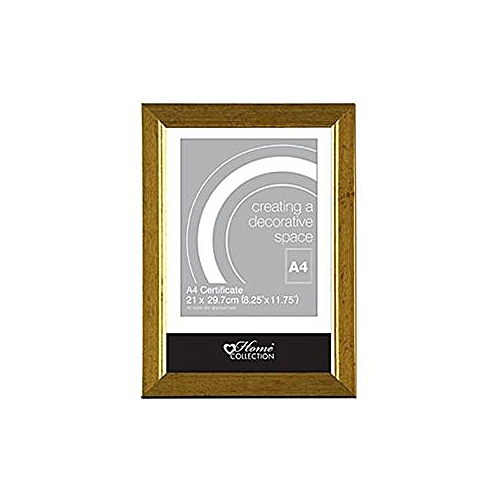 Certificate Or Family Frame-A4