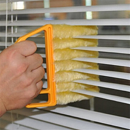 Blinds Curtains Clean Brush Removable Wash