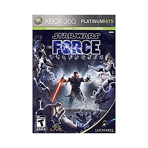 Star Wars : The Force Unleashed NTSC