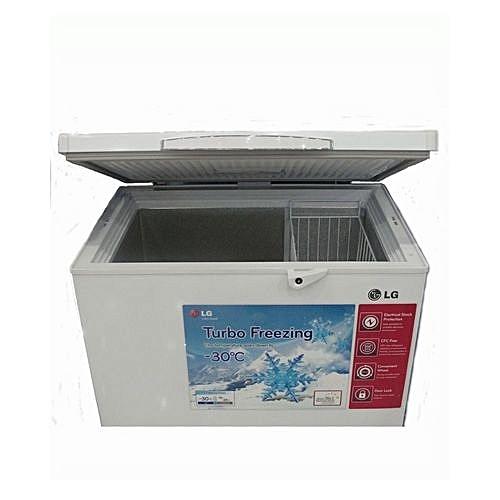 Chest Freezer 138L White-FRZ155