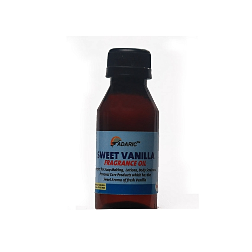 Vanilla Fragrance Oil(for Soap Making And Household Product(100ml)