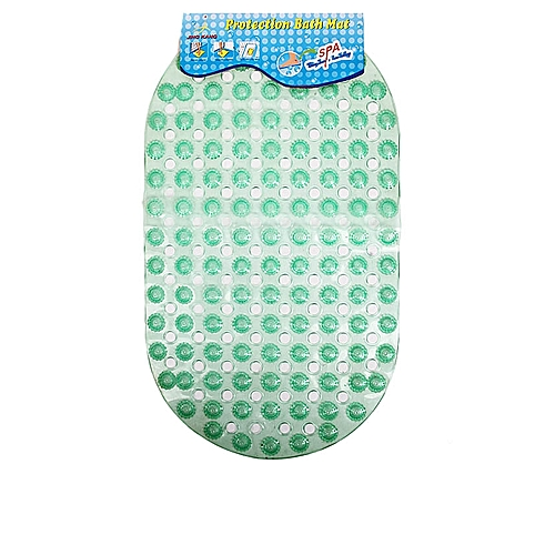 Perforated Protection Bath Mat