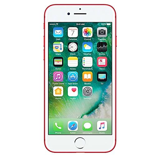 """IPhone 7 Plus - 5.5"""" (3GB, 128GB ROM) IOS 10 - Red"""