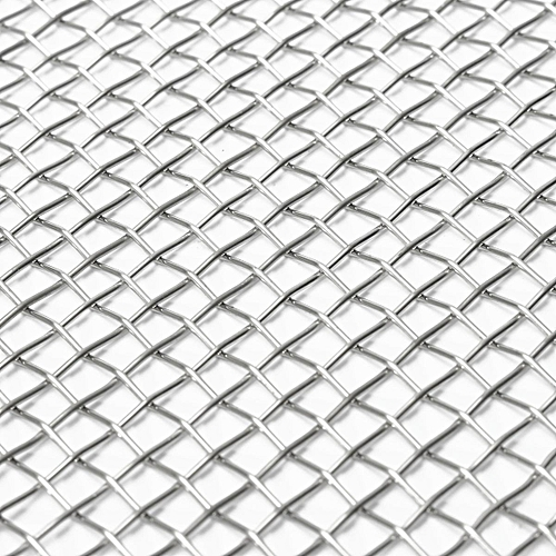 """2PCS 5 Mesh 304 Stainless Steel Woven Wire 30 X 60cm 12"""" X 24"""" Filtration Grill Sheet"""