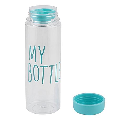 Water Bottle Plastic Large Capacity Transparent Bottle Juice Water Tea Bottle
