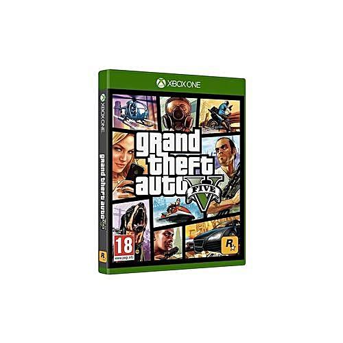 GTA V Grand Theft Auto V - Xbox One
