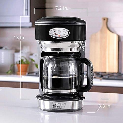 Stylish Retro Style Coffee Maker