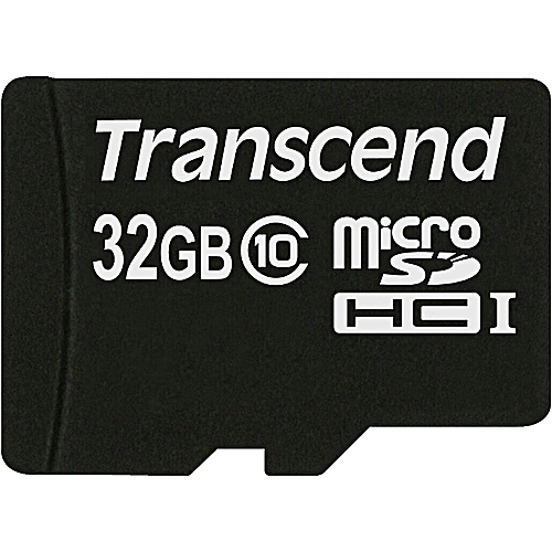 Transcend 32GB Memory Card