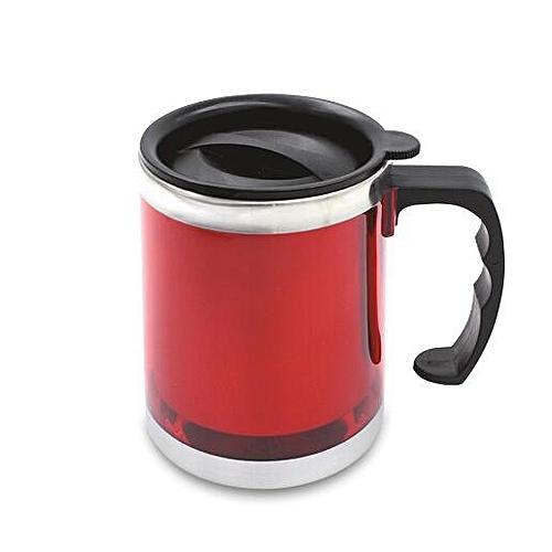 Coffee Mug, Thermo Mug W/ Lid