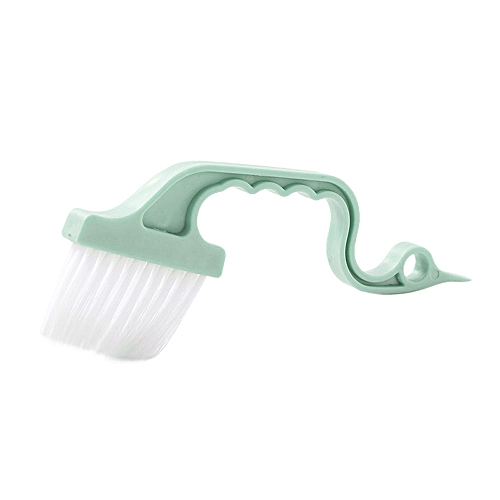 Xiuxingzi_Dtrestocy Hand Held Window Door Way Do Dead Angle Cleaning Brush Household Cleaning