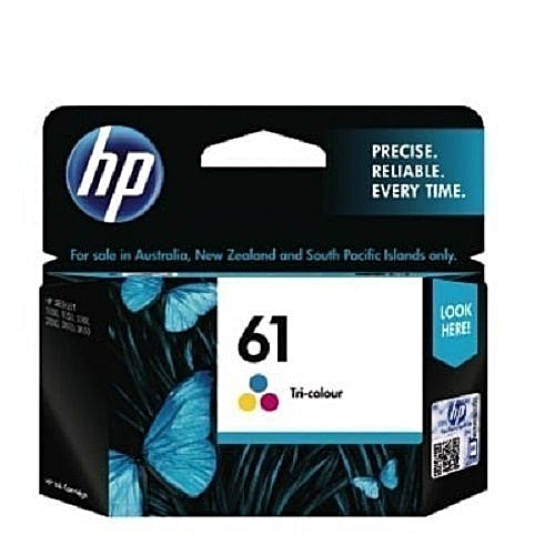 61 Colour Ink Printer Cartridge