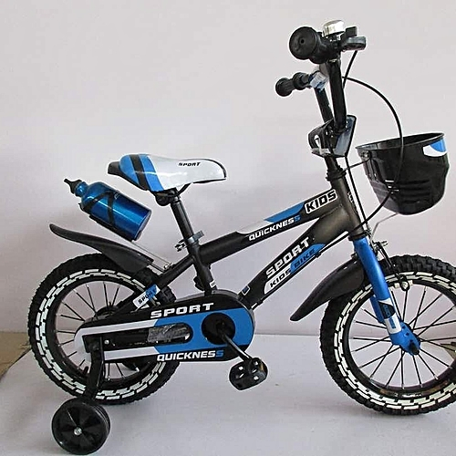 Blue Children's Bicycle  Ages 2-6yrs