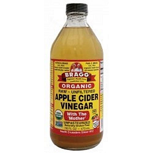 Apple Cider Vinegar Organic With ' The Mother'