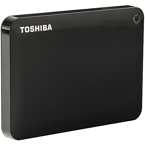 "Canvio Connect II USB 3.0 2.5"" 1TB Portable External Hard Disk Drive Mobile HDD Desktop Laptop Encryption HDTC910YK3AA"