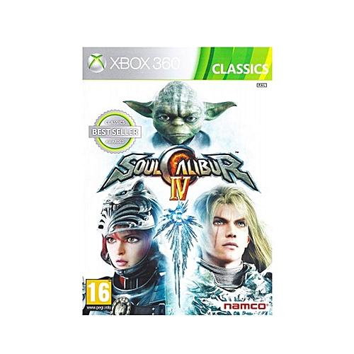 Xbox 360 Soul Calibur IV - PAL