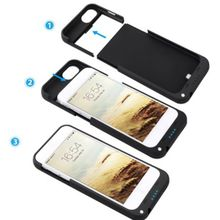 Rechargeable Power Bank/Protective Case For IPhone 6/6s7