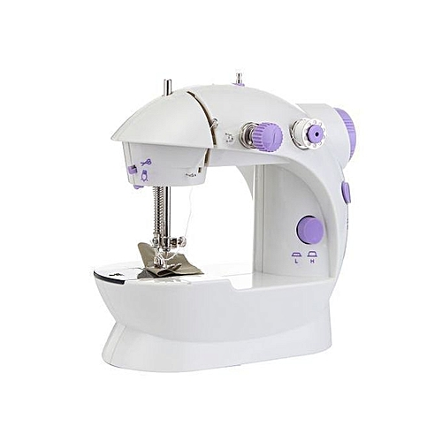 Mini Sewing Machine Double Speed Automatic