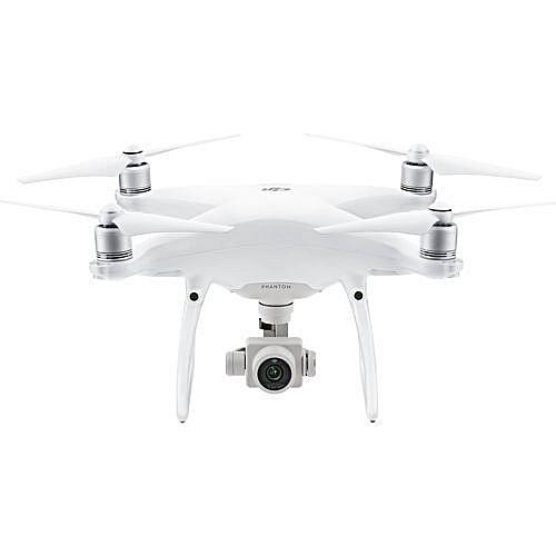 Dji Phantom 4 Surveillance Camera Drone