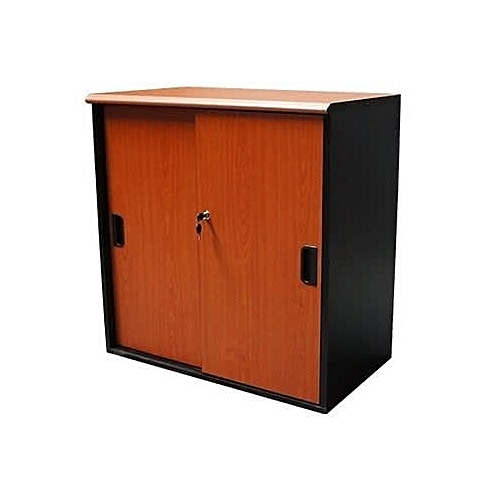 Sliding Door Low Height Cabinet