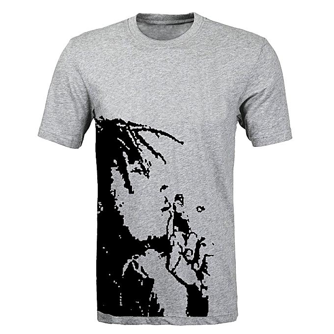 Chrysolite Designs Inspiration Print TShirt - Grey ...
