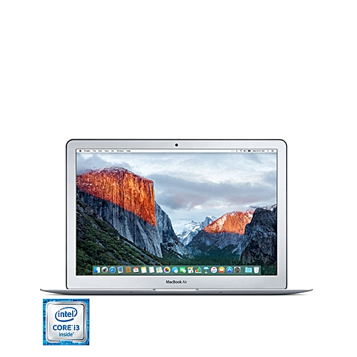 "13"" MacBook Air, 1.8GHz Intel Core I5 , 8GB RAM, 128GB SSD, , Silver, MQD32LL/A (Newest Version)"