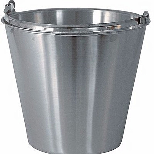 Stainless Steel Pail - 20 Litres