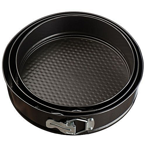 Round Cake Pan - Set Of 3...