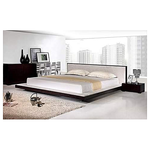 Moscow Brand 6by6Bed(NO Matress)Free Pillow+Lagos Delivery