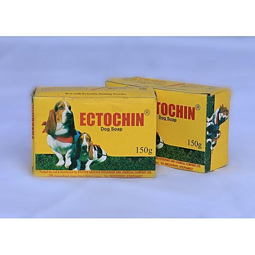 Ectochin Dog Soap Big